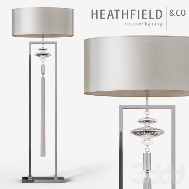 Торшер HEATHFIELD & CO