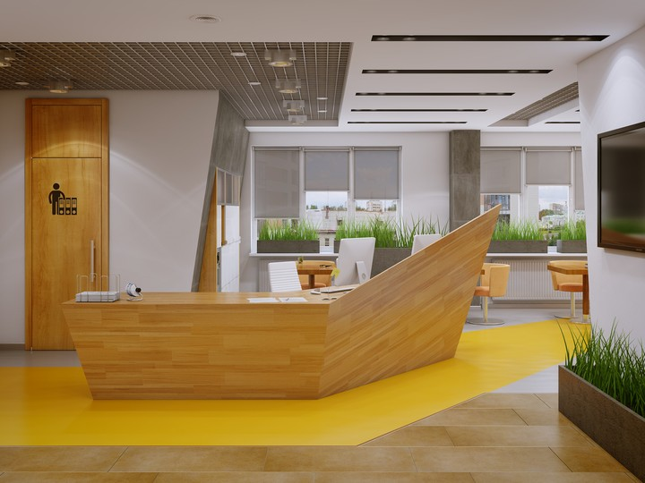ART Мебель - Интерьер ресторана, дизайн и оформление