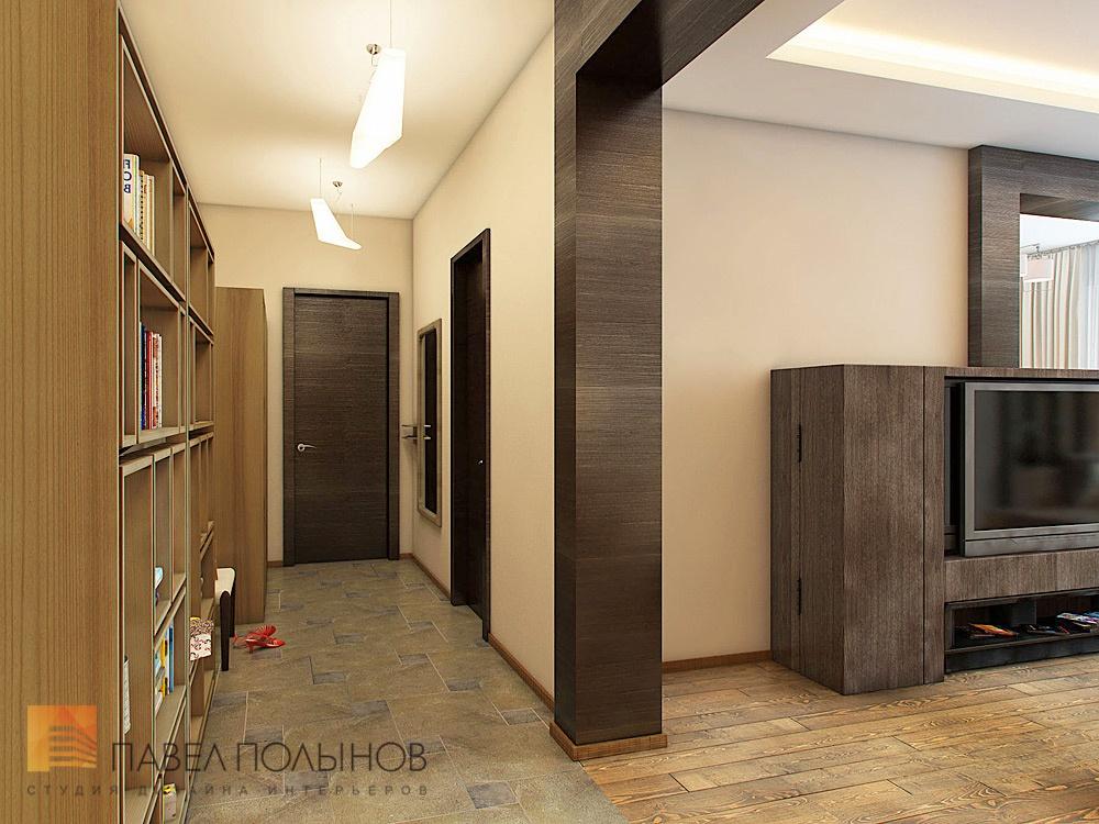 Дизайн вытянутого коридора в квартире