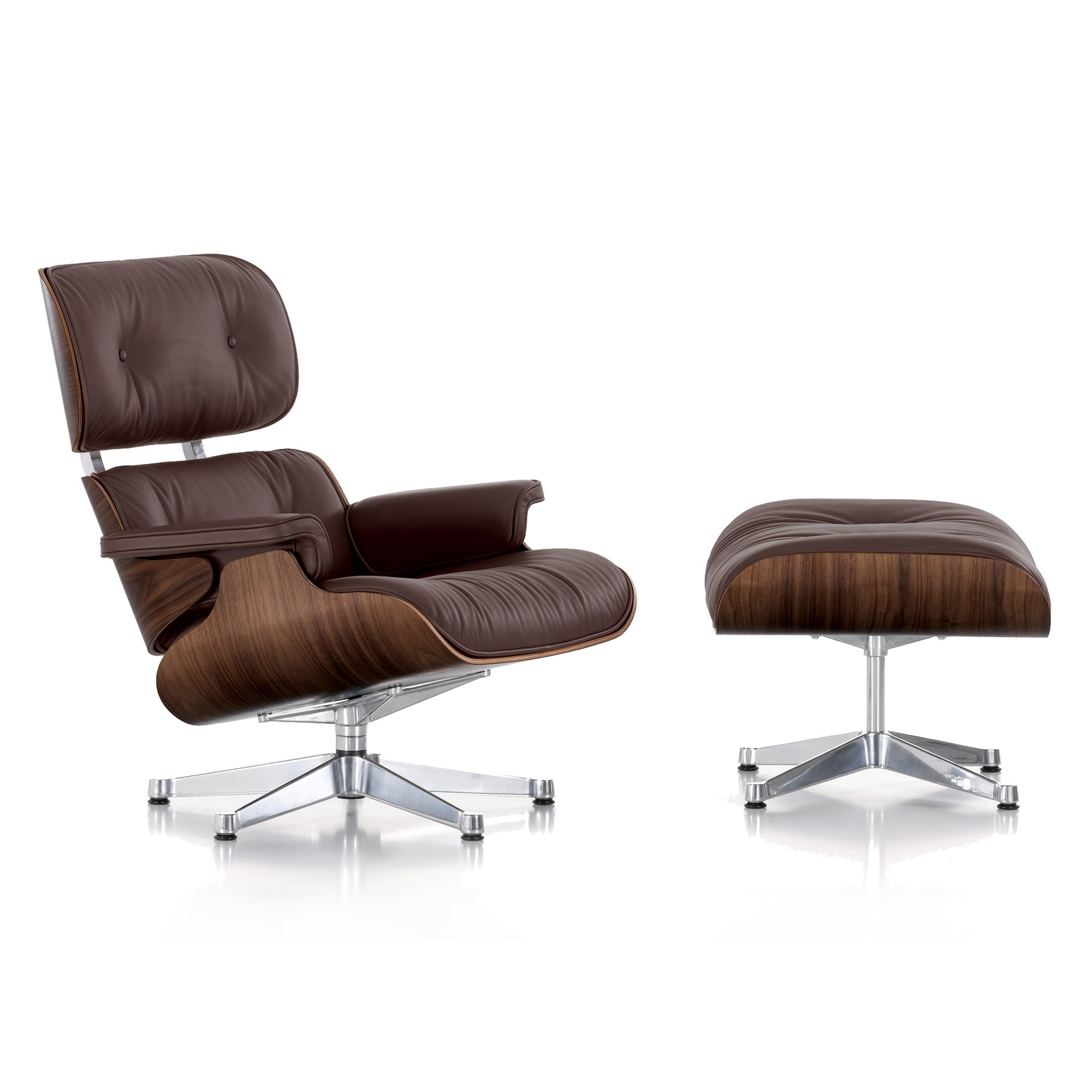 Кресло LOUNGE CHAIR & OTTOMAN