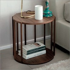 Кофейный столик Porada Cell Side Table Canaletto Walnut