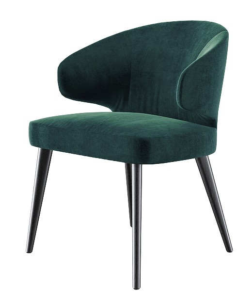 Стул MINOTTI ASTON DINING CHAIR
