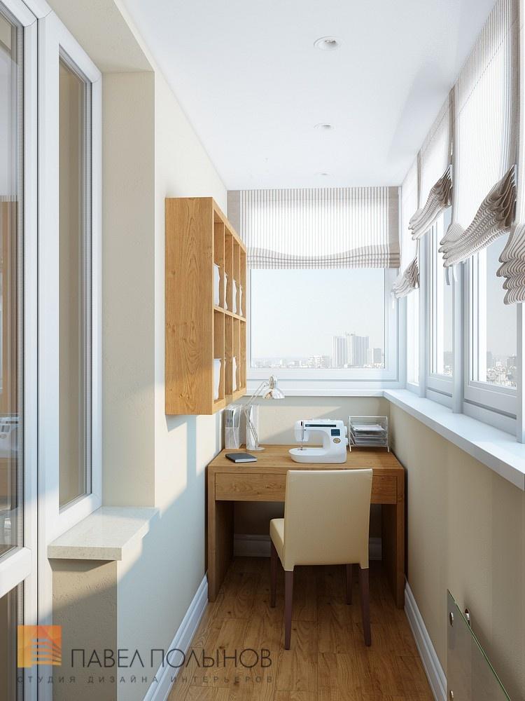 Визуализация дизайн проекта квартиры в жк юбилейный квартал.