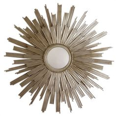 Зеркало SURYA SUNBURST WALL MIRROR