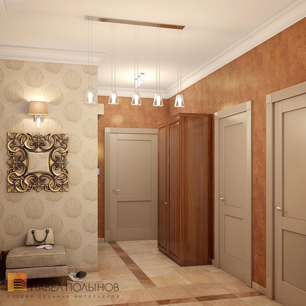 Дизайн холла с диваном