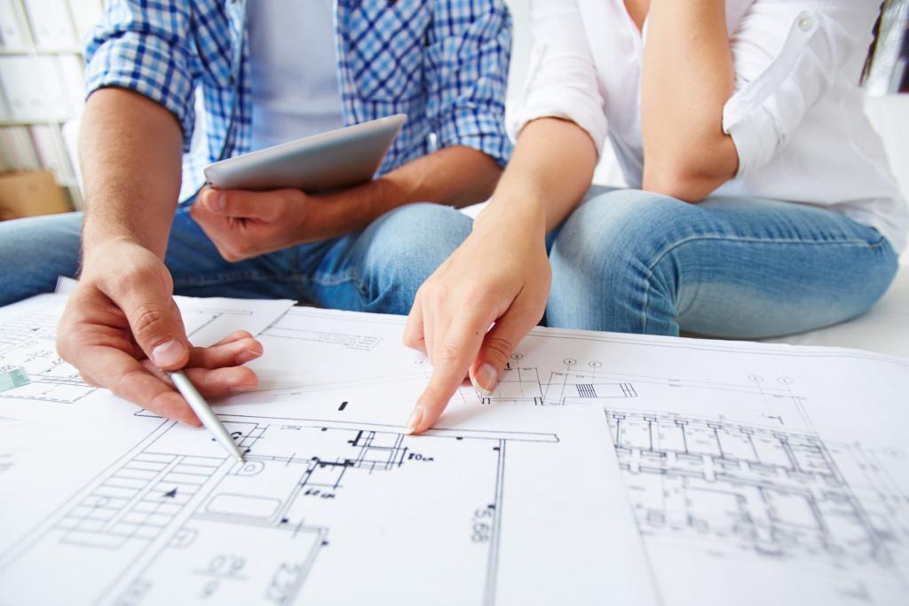 Как дизайнер может вам помочь при выборе квартиры