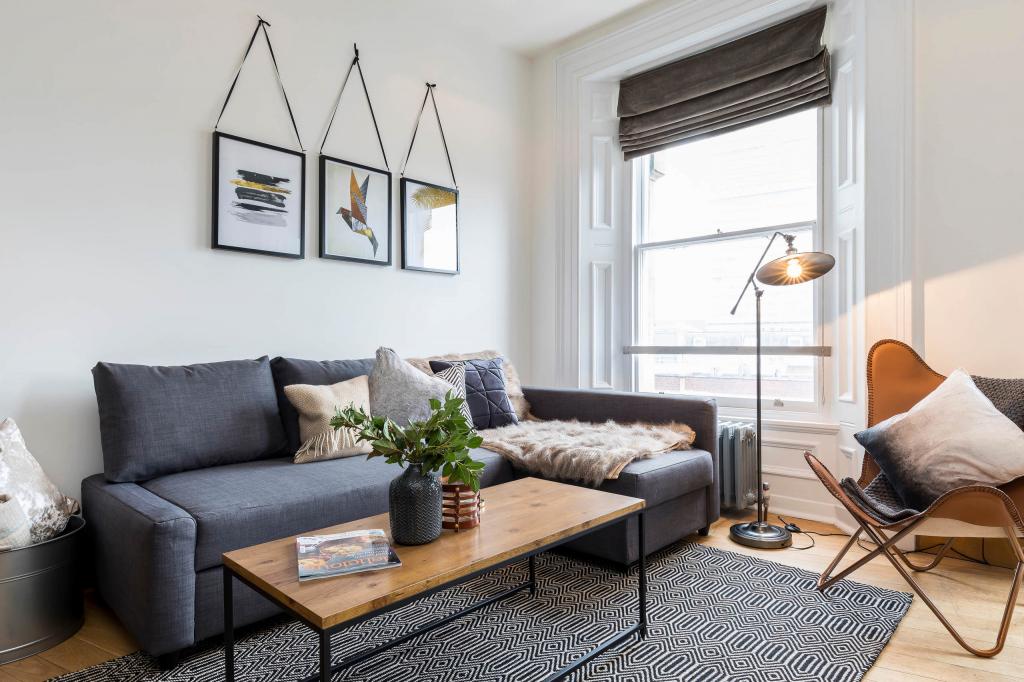 Как декорировать гостиную если у вас небольшой бюджет