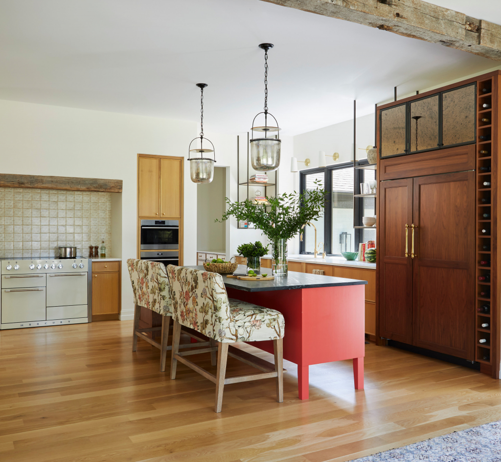 Готовые цветовые сочетания для интерьера кухни