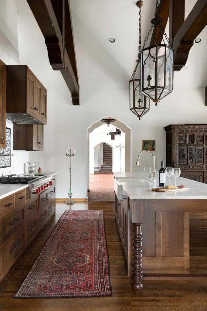 Кухня в средиземноморском стиле: ключевые детали