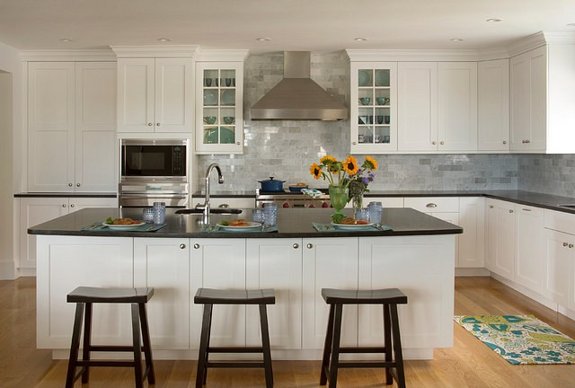Ключевые элементы для кухни в классическом стиле