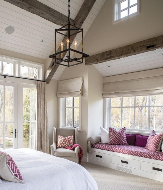 Как создать расслабляющий интерьер спальни