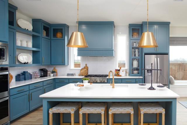 Цветовые палитры для кухни, которые никогда не выйдут из моды