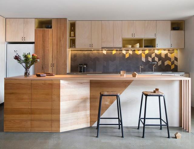 Как спланировать освещение в кухне