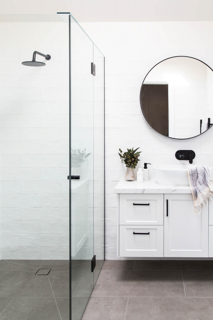 Золотые правила дизайна ванной комнаты