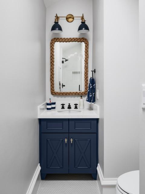 Как добавить уют и выразительность в современный интерьер ванной