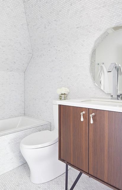 Тренды в интерьере ванной комнаты