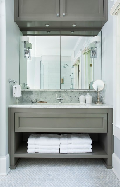 Как сделать интерьер ванной роскошным