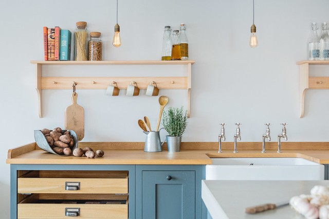 Как быстро обновить интерьер кухни