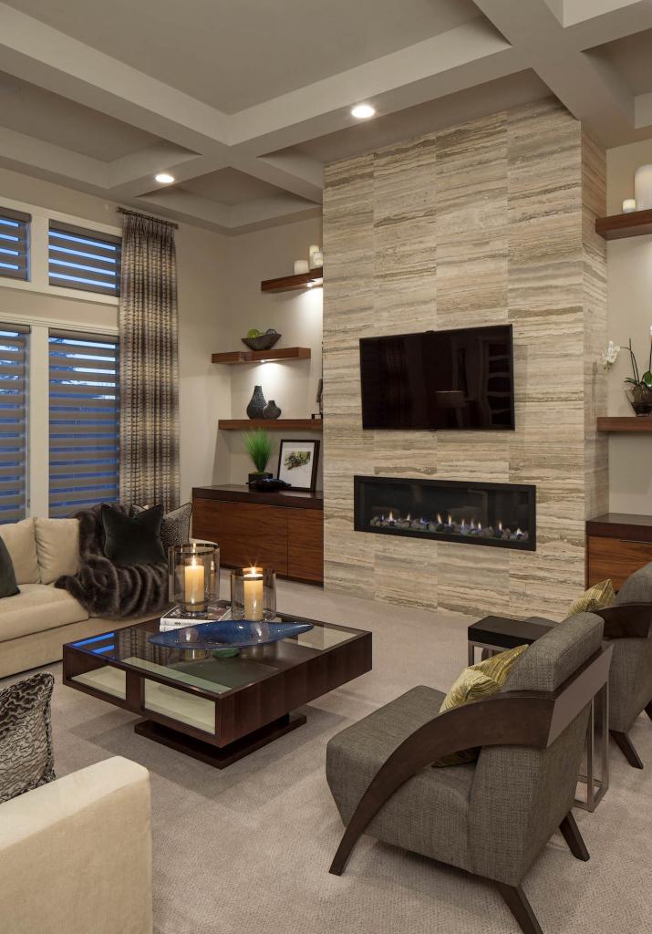 Почему интерьер гостиной может выглядеть незавершенным
