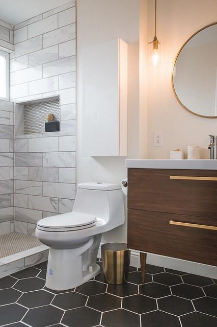 Сложности в планировании маленькой ванной и решения для них