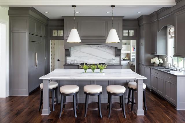 Ключевые тренды в дизайне интерьера кухни