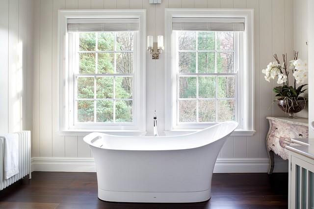 Какое напольное покрытие выбрать для ванной комнаты