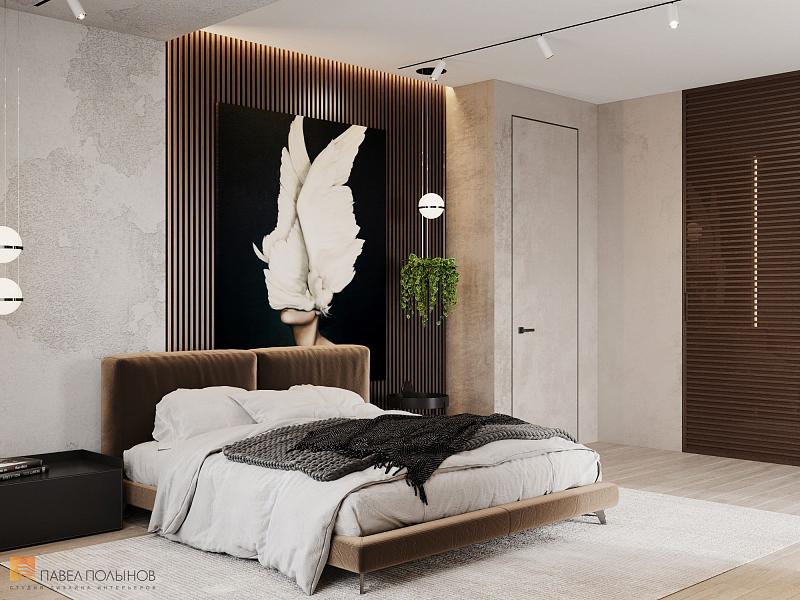 Интерьер в современном стиле в ЖК «Крестовский De Luxe»